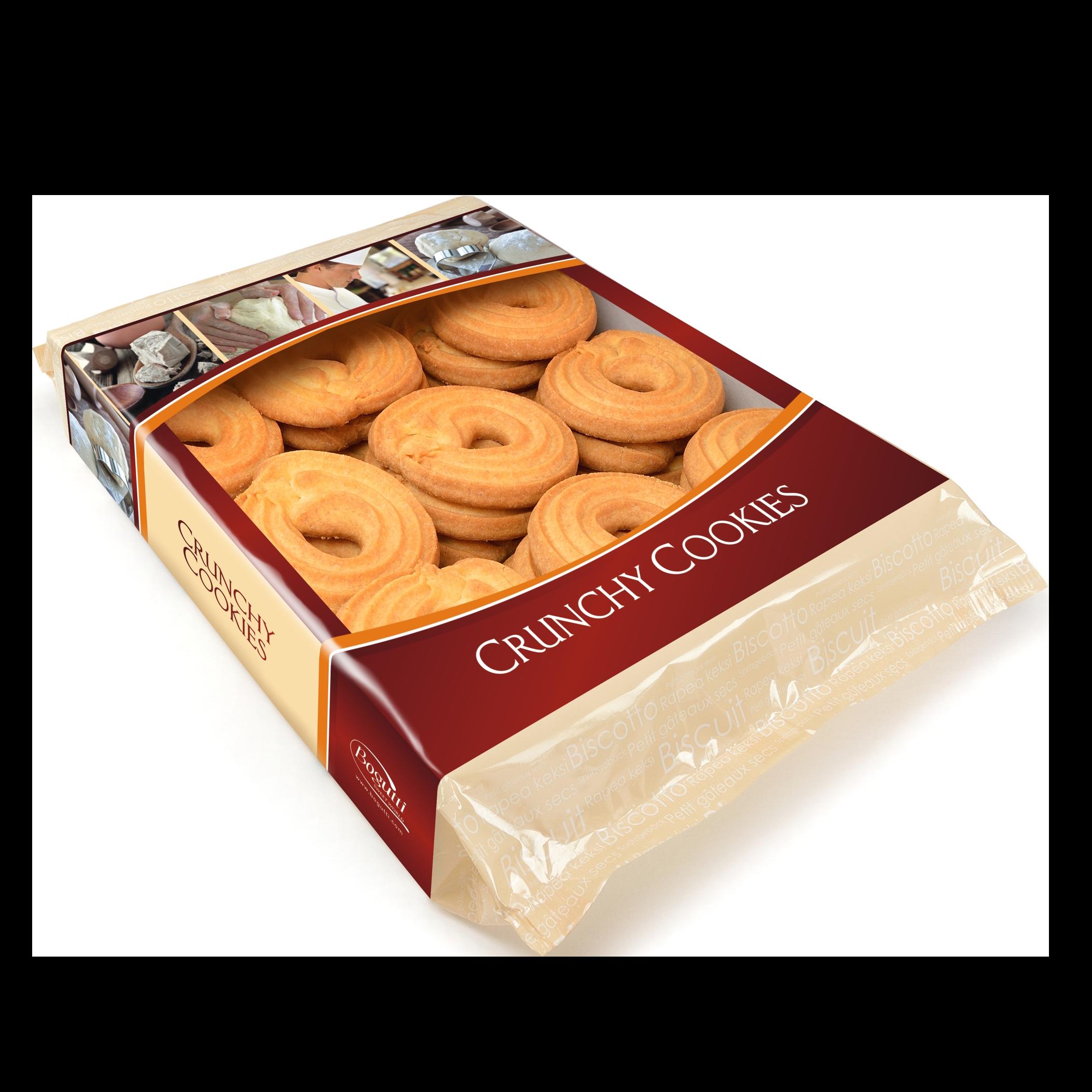 Biscuits croquants au beurre