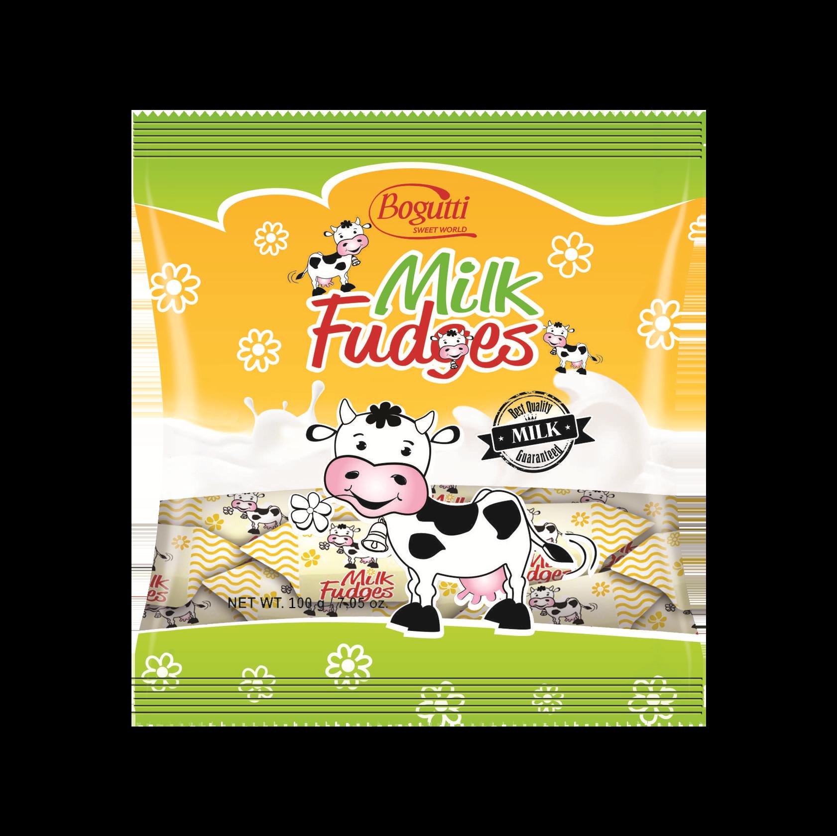 Bogutti milk fudges