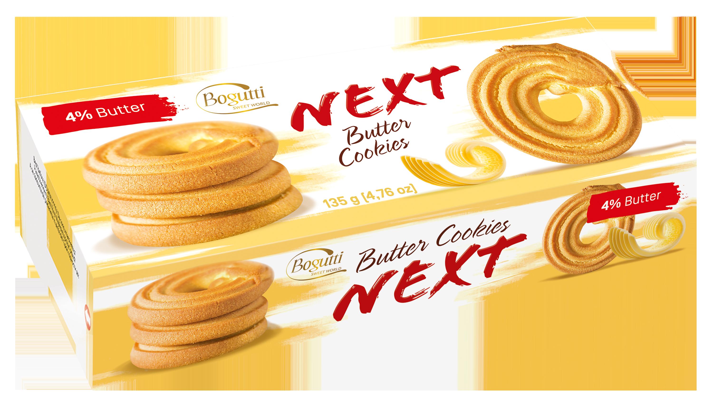 NEXT – Сливочное печенье